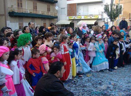 FOTO ALBUM: Carnevale a Borgo Molara