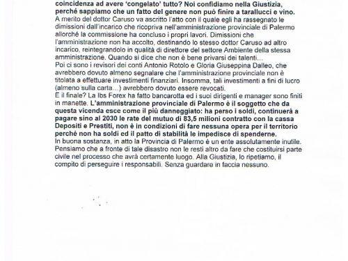 Link  Sicilia 2/2/2012: Ibs Forex, aspettando la giustizia