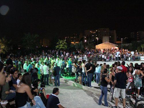 Notte Bianca Parco Cassarà: Oltre centomila persone, un successo oltre ogni aspettativa.