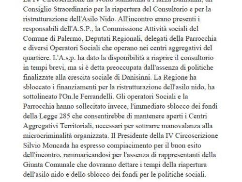 Comunicato Stampa: Installazione semaforo via Ernesto Basile