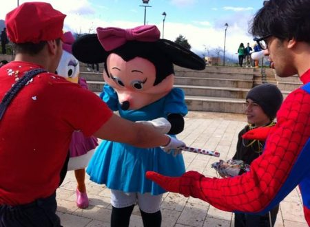 Foto Album: Carnevale al Parco Cassarà