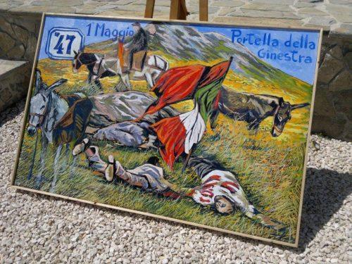 Foto Album: Portella della Ginestra, Primo maggio