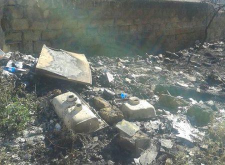 Comunicato Stampa: A fuoco la discarica di via Altarello «Si individuino i responsabili»