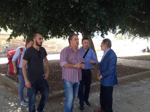 Comunicato Stampa: Assessore Raimondo visita Villa Tasca