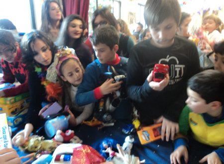 Foto Album: Carnevale e solidarietà