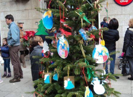 Natale alla scuola Altarello di via Pitrè