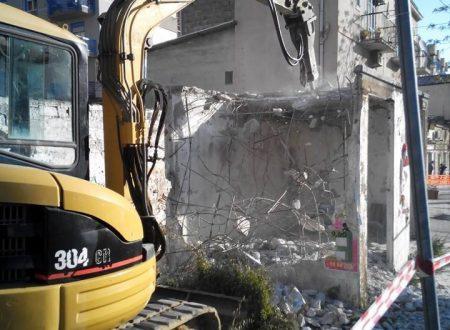 Comunicato Stampa: Mezzomonreale, Amap demolisce manufatto in cemento armato