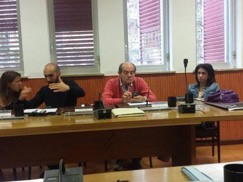 Comunicato Stampa: Il presidente della Rap Marino alla IV Circoscrizione
