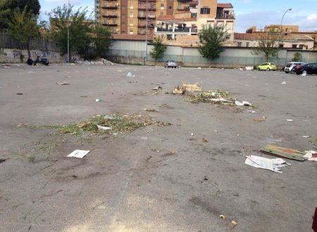 Comunicato Stampa: Mercatino, ripulita piazza Paulsen dopo tre giorni