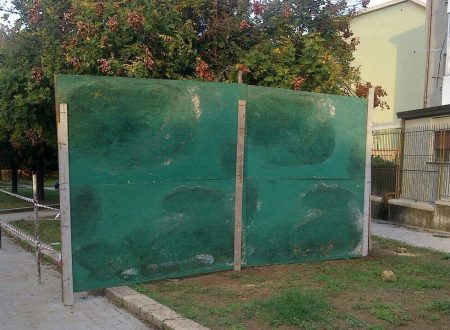 Comunicato Stampa: Via Basile, lavori per l'impianto di carburante. Barricate dei residenti