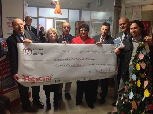 Comunicato Stampa: Concerto di Natale per i bambini di Oncologia del Civico
