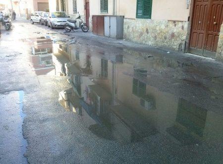 Comunicato Stampa: Liquami in strada, intervento dell'Amap nel quartiere Altarello