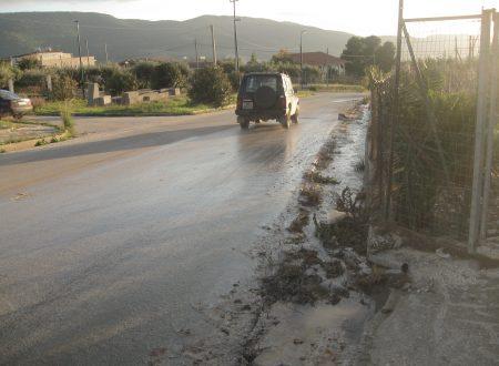 """Perdita d'acqua sulla Palermo-Sciacca, Moncada: """"Contattato settore Ambiente"""""""