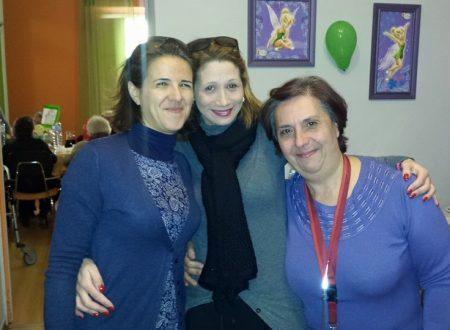 Pranzo di San Giuseppe all'Associazione Raggio di Sole coi Nonnini dell'Istituto Palagonia. La Solidarietà è nel nostro Dna!