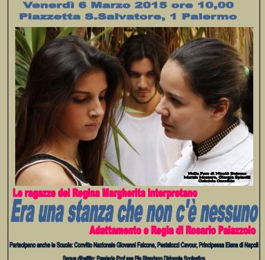 Festa delle donna speciale all'Istituto Regina Margherita di Palermo