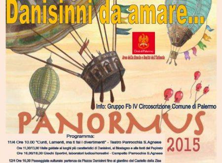 Palermo apre le porte, un week-end per amare Danisinni