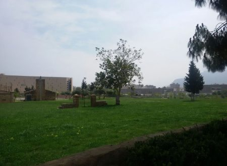 Parco Cassarà, il 29 scuole in sit-in per la riapertura
