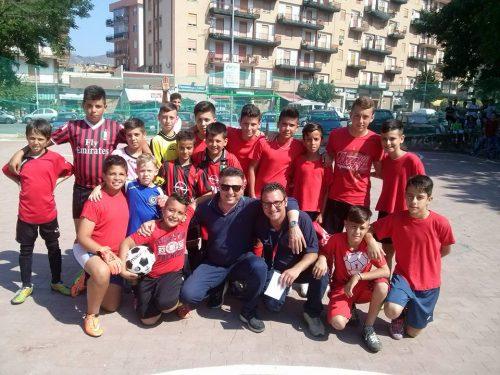 Parte il torneo di Santa Rosalia, è dedicato a Daniele Cascino: vittima della strada