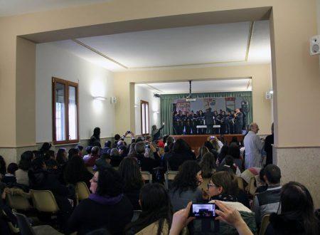 Pasqua speciale all'Istituto Villa Nave, la corale della municipale suon per i bambini