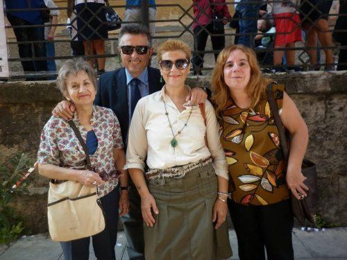 FOTO – Festeggiamenti di Santa Rosalia in Corso Pisani