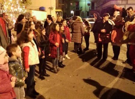 Frozen a Borgo Molara, la gioia dei bambini