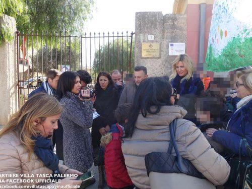 PARCO CASSARA': LE FOTO DELL'EVENTO SVOLTOSI STAMANI