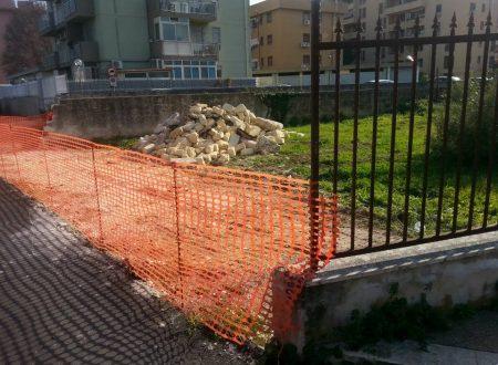 Canale Boccadifalco: partiti i lavori di messa in sicurezza