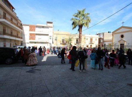 Festa di carnevale a Borgo Molara, le foto
