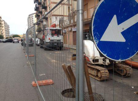 Palermo, partono i lavori per il ramo fognario di via Arcoleo