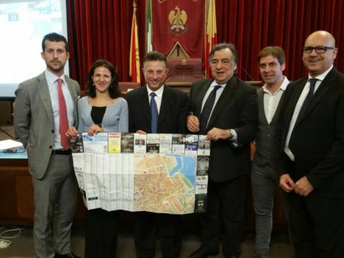 Presentata a Palazzo delle Aquile una cartografia multimediale della IV Circoscrizione