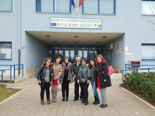 L'8 marzo della scuola Scelsa, la violenza si combatte tra i banchi
