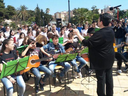 Concerto di Pasqua delle scuole della IV Circoscrizione