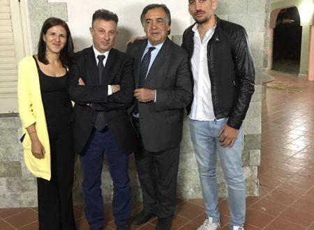 Orlando a Pagliarelli, assemblea pubblica nel bene confiscato di via Balistreri
